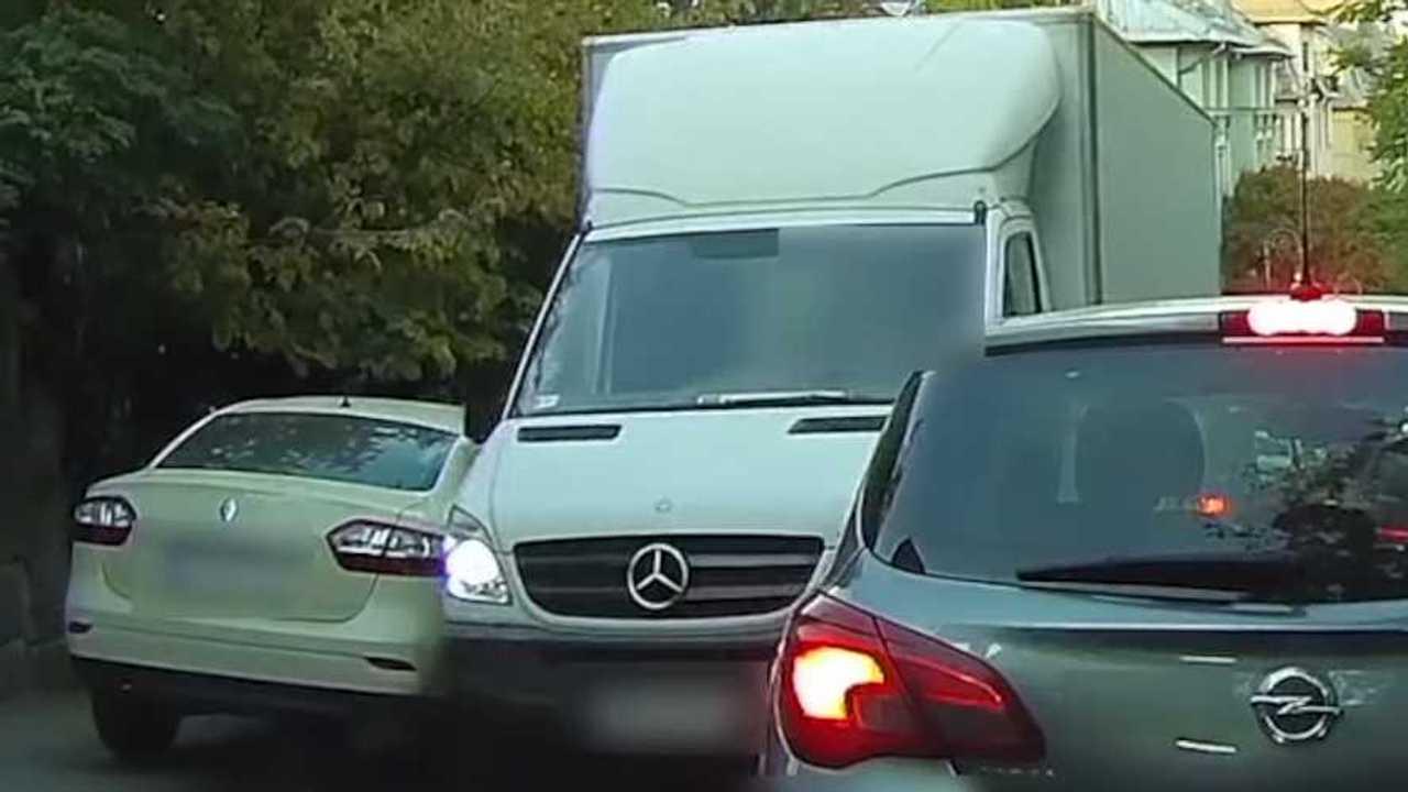 Megtört Renault