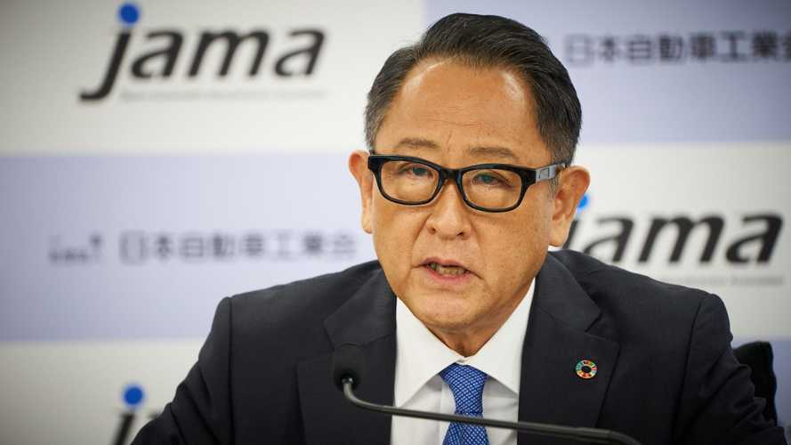 Toyota CEO: Going All-EV Could Cost Japan Millions Of Jobs