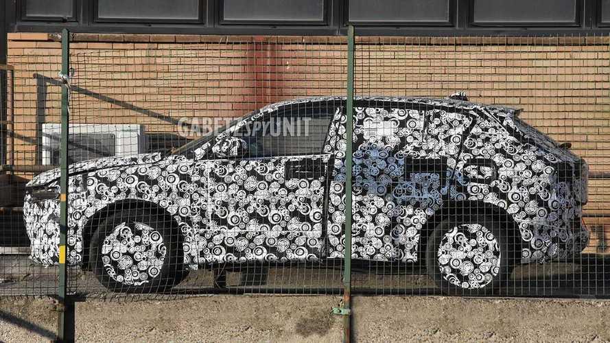 2022 Alfa Romeo Tonale new spy photos