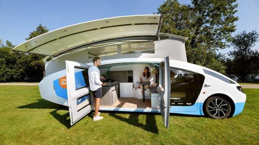 Stella Vita - Un camping-car qui fonctionne grâce au soleil
