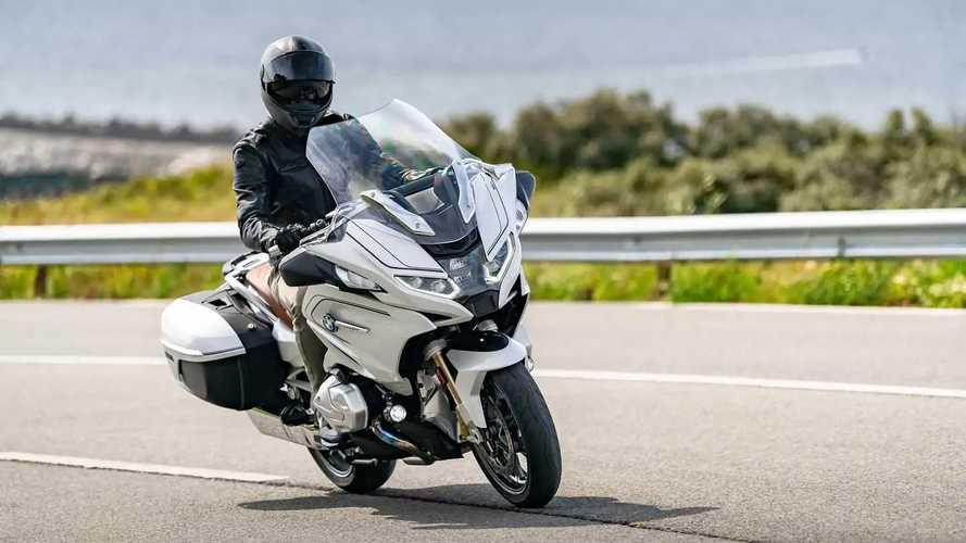 Essai BMW R 1250 RT (2021)