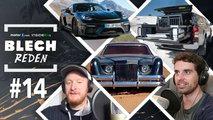 BLECH REDEN #14: Horror-Autos, Hunde-Pickup und Cayman GT4 RS