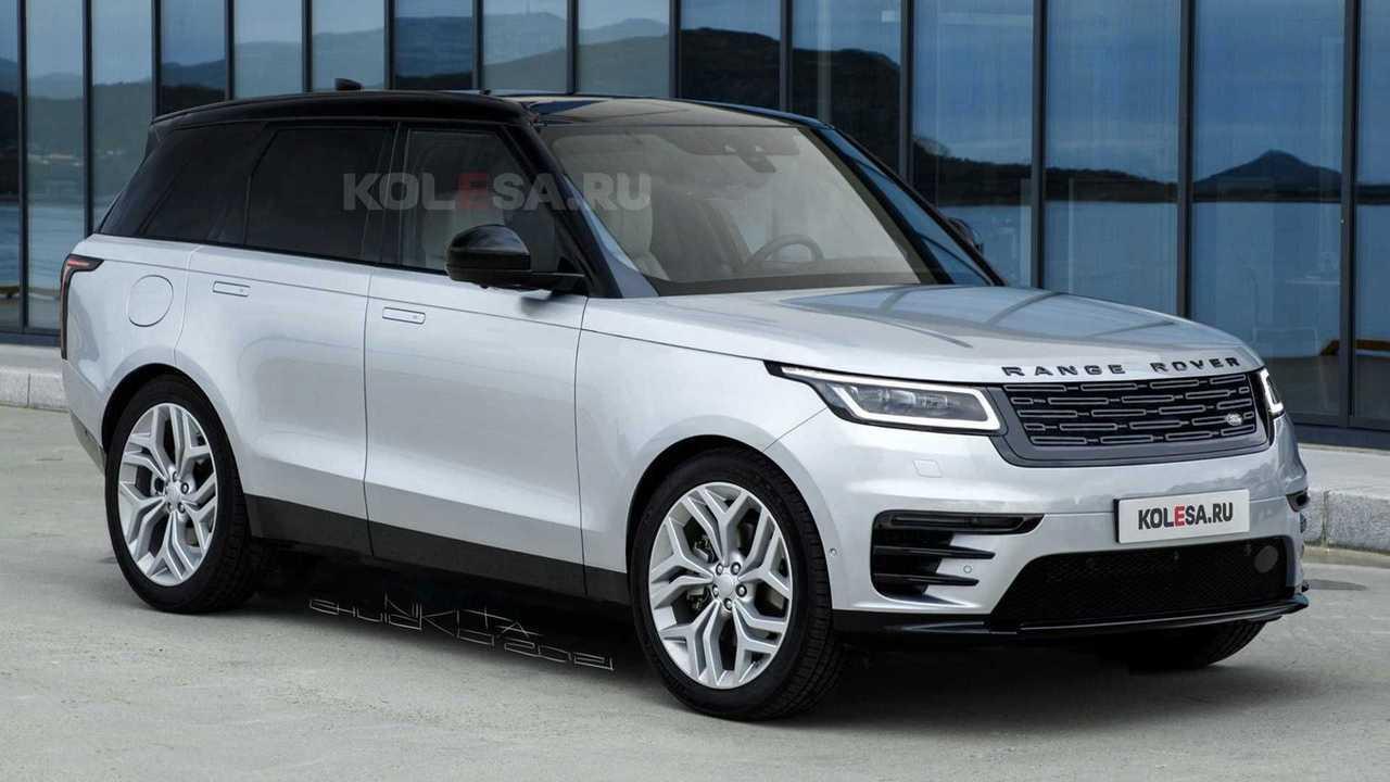 Next-generation Land Rover Range Rover