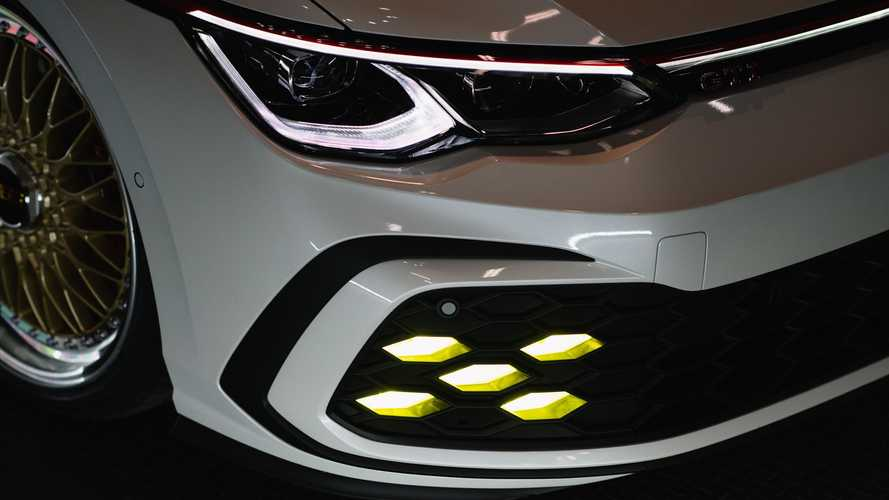 VW Golf GTI BBS Concept
