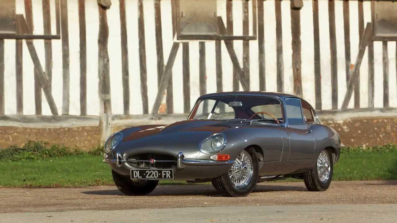 Jaguar E-Type 1961-1975