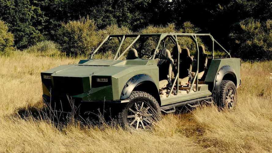 Lordstown Motors, elektrikli askeri araç çalışmalarına başlıyor