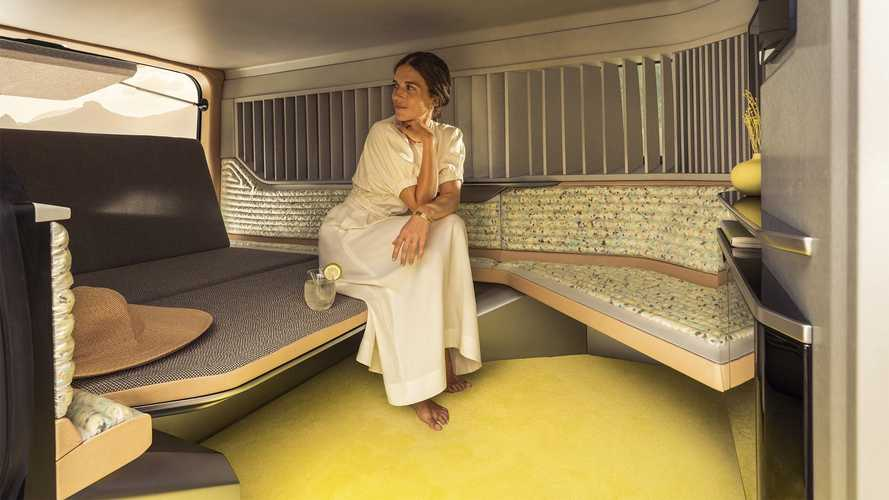 Renault Hippie Caviar Hotel - Le camping-car façon 5 étoiles