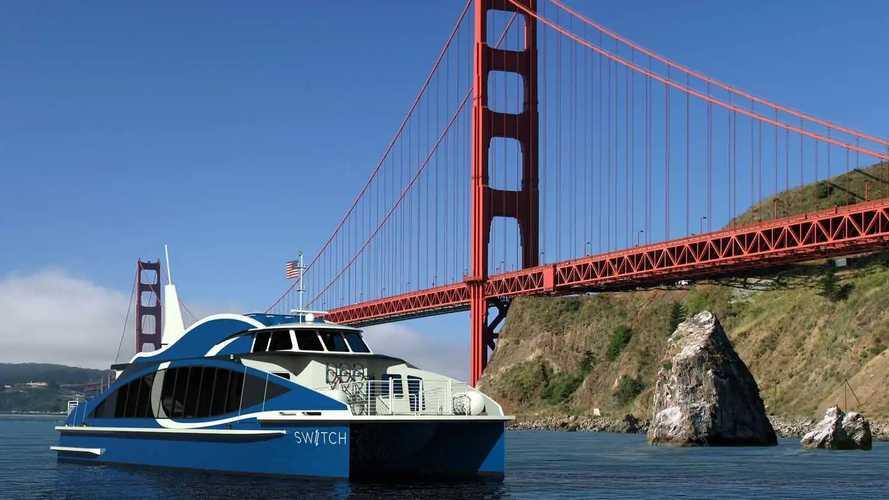 A San Francisco pronto il primo traghetto a idrogeno fuel cell