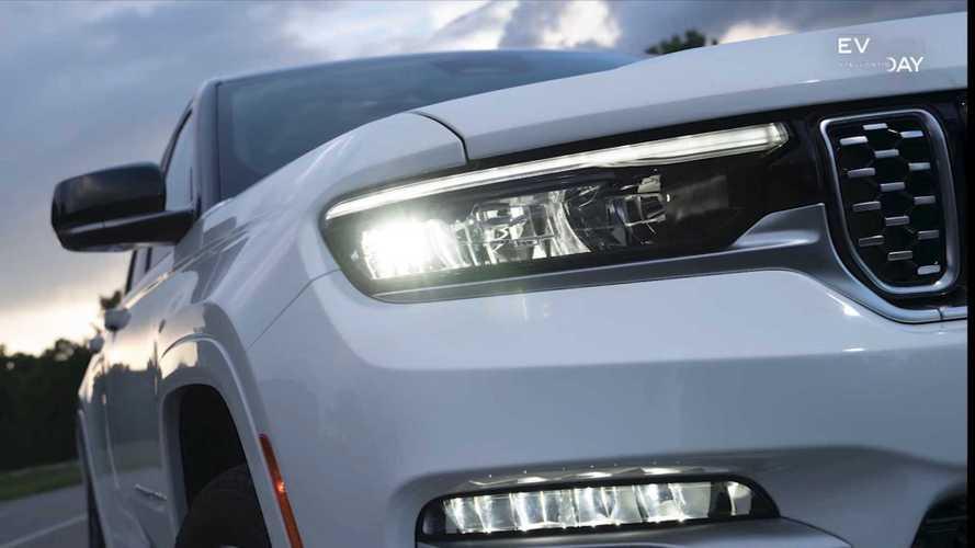 Jeep, Grand Cherokee 4xe'yi tanıttı!