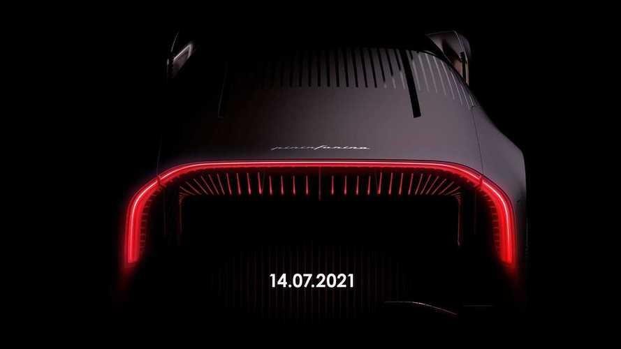 Pininfarina drops weird teaser photo promising 'something new'