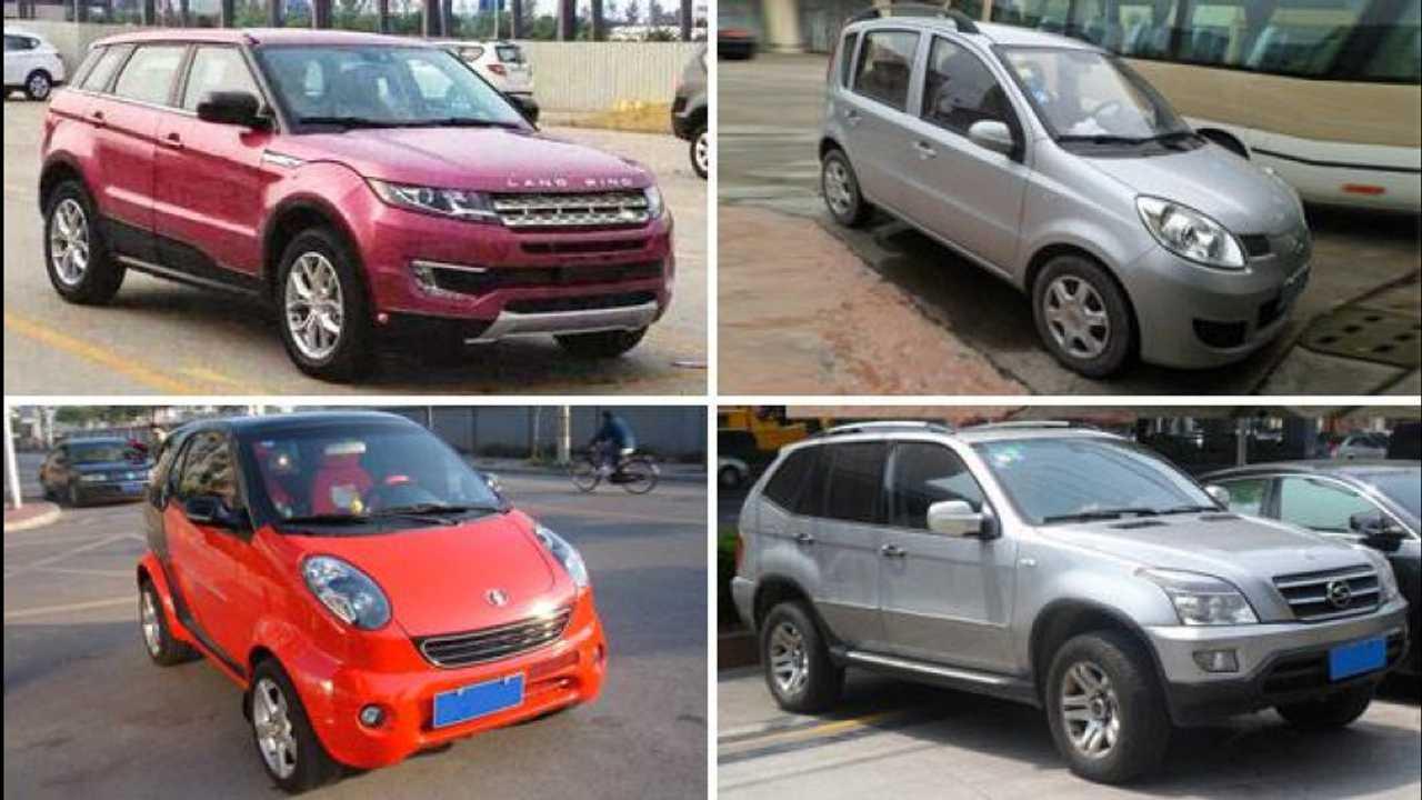 [Copertina] - Cloni cinesi di auto famose, una storia senza fine