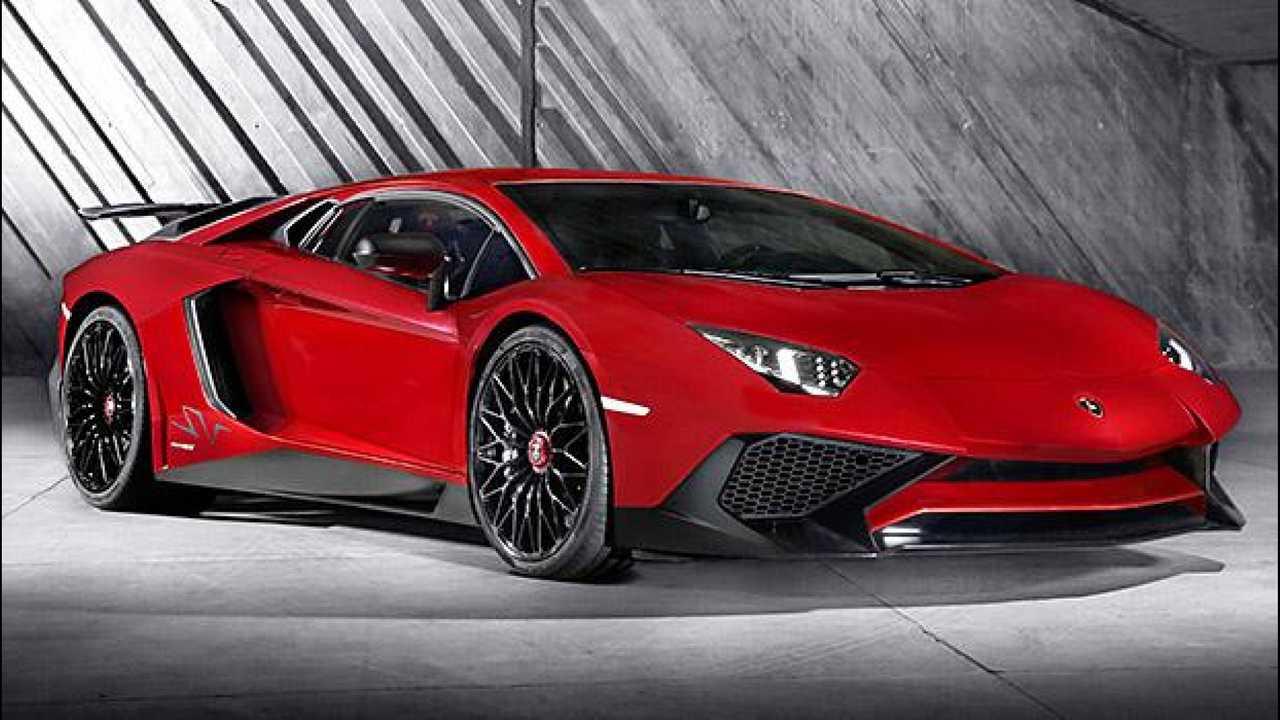 [Copertina] - Lamborghini Aventador Superveloce, emozione pura