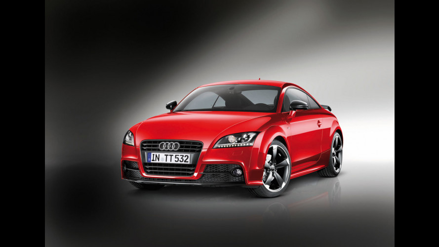 Audi TT Coupé S line competition