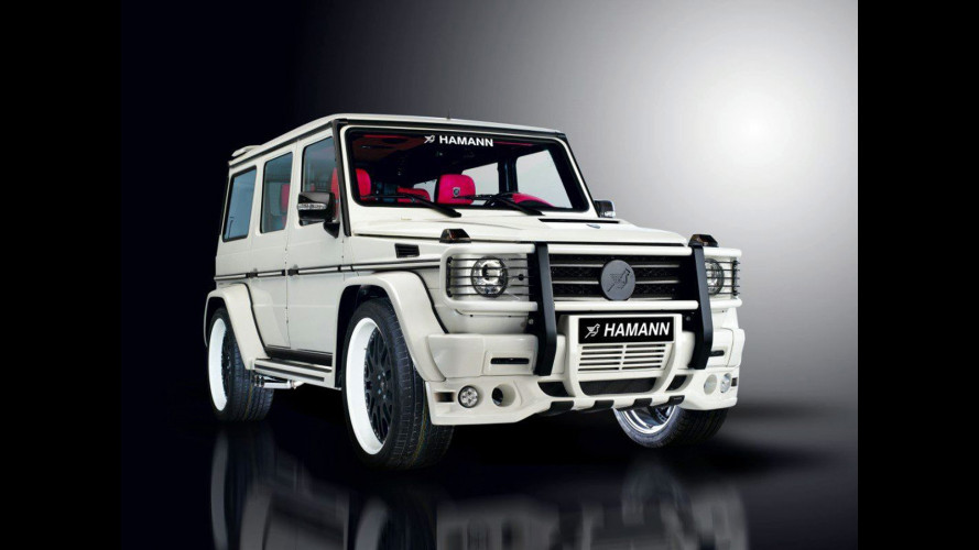 Mercedes Classe G 55 AMG Typhoon by Hamann
