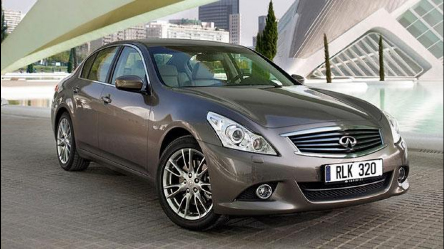 Infiniti al G20 in Messico è sponsor del Global Business Summit 2012