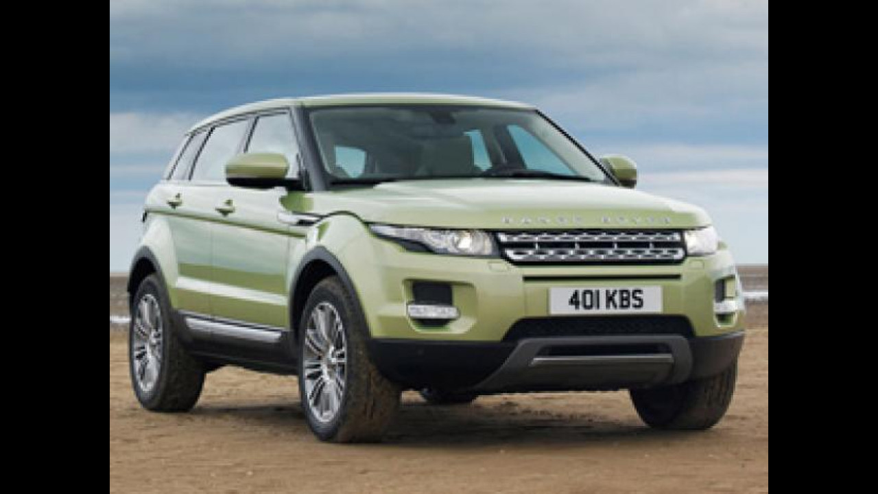 [Copertina] - Evoque è la prima Jaguar-Land Rover Made in China