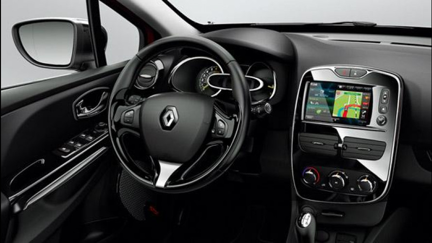 """Renault R-Link, il tablet in automobile sbarca sulle """"utilitarie"""""""