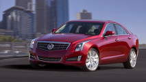 Cadillac ATS, North American Car of the Year 2013