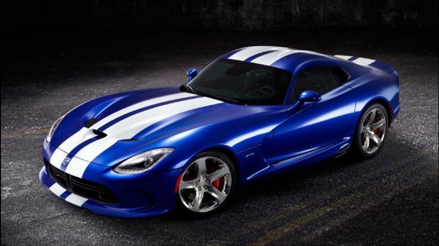 [Copertina] - SRT Viper GTS Launch Edition