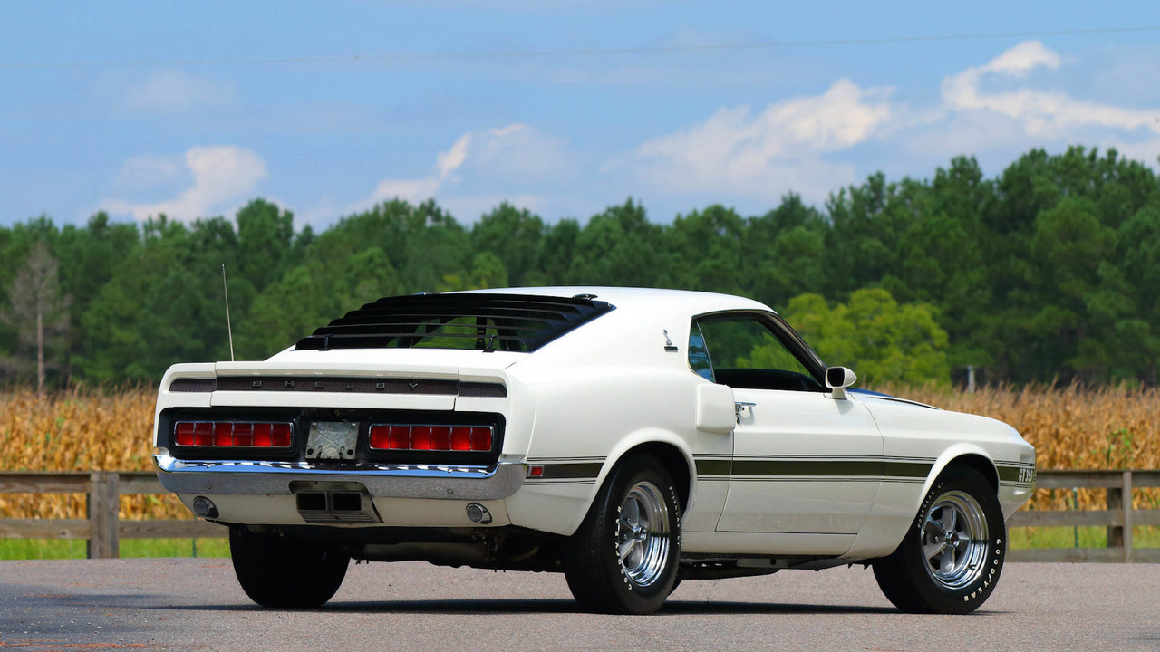 1970 Mustang Gt Fastback For Sale