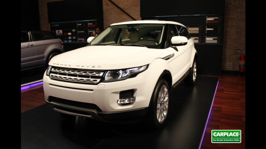 Escolha feminina: Evoque é o vencedor do prêmio Women's World Car of the Year
