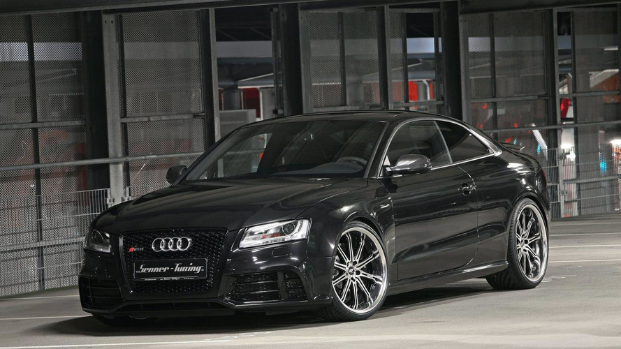 500 horsepower Audi RS5 by Senner Tuning