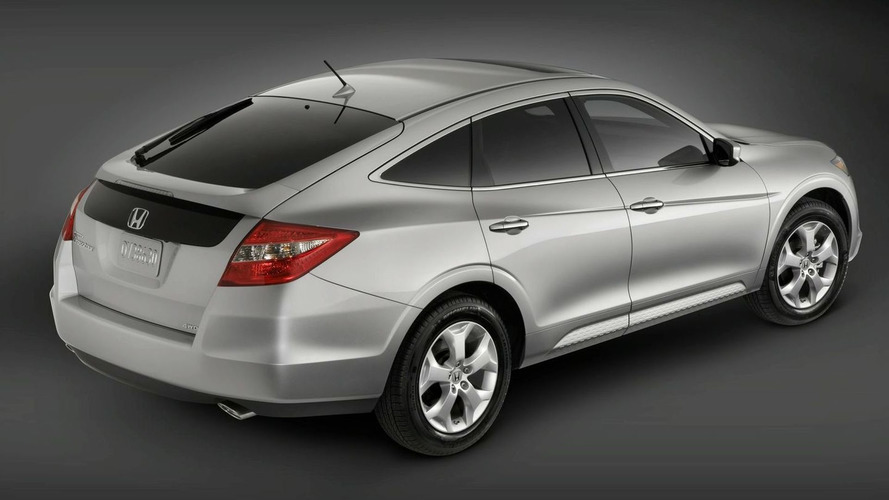 2010 Accord Crosstour CUV Revealed in Full