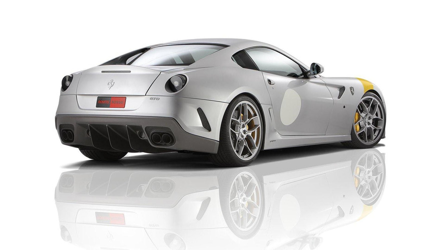 Ferrari 599 GTO tuned by Novitec Rosso - 888 PS