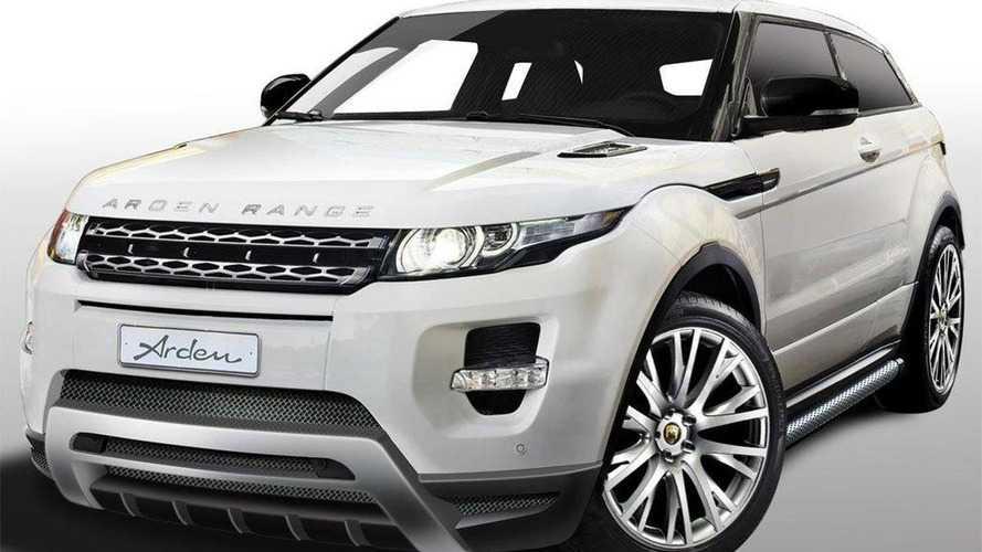 Range Rover Evoque by Arden