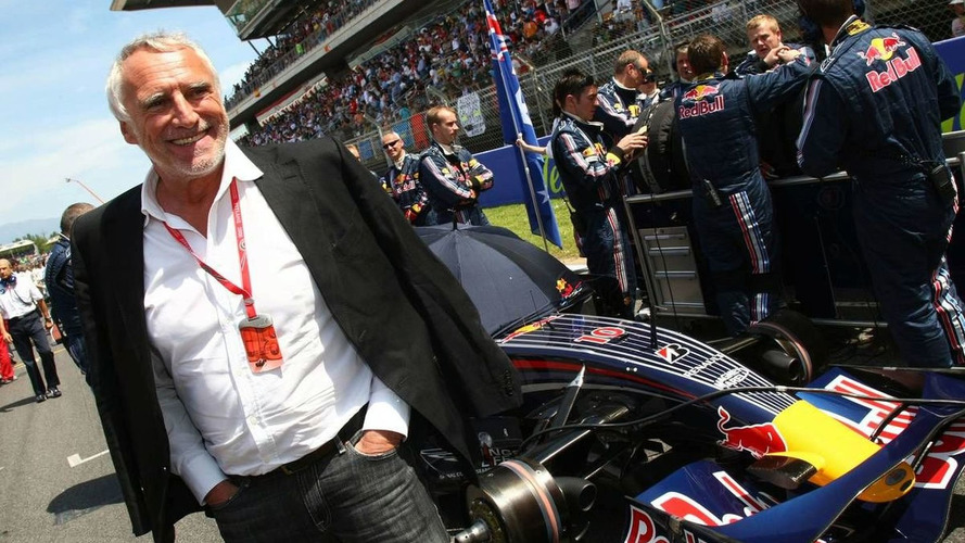 No team orders because 'the best should win' - Mateschitz