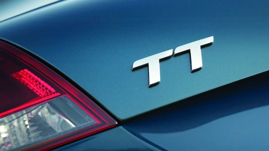 Audi TT Facelift Debut Announced for Leipzig