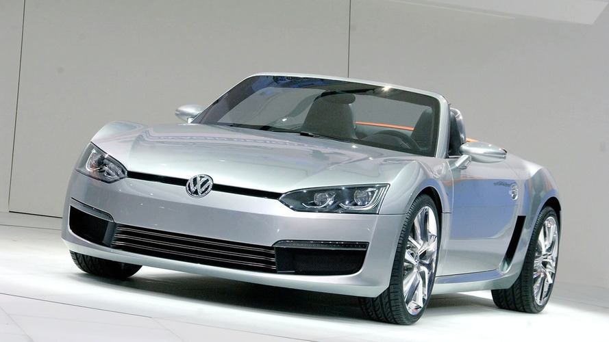 Volkswagen still considering a compact roadster - report