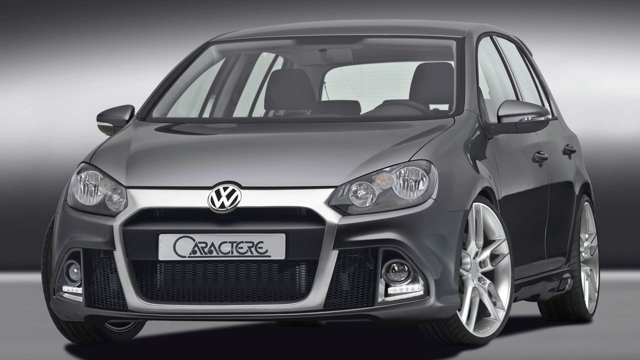 Volkswagen Golf MkVI Body Kit by Caractere