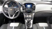 Chevrolet Cruze Hatchback show car interior