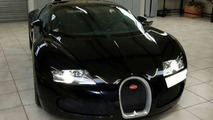 Jenson Button's Bugatti Veyron for sale - low res