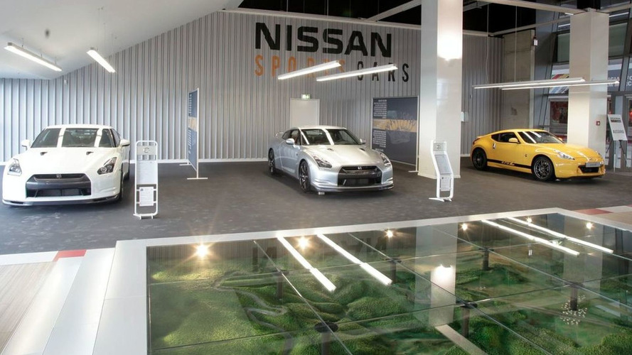 Nissan confirms GT-R SpecV for Europe - Nurburgring Sportscar Shop grand opening