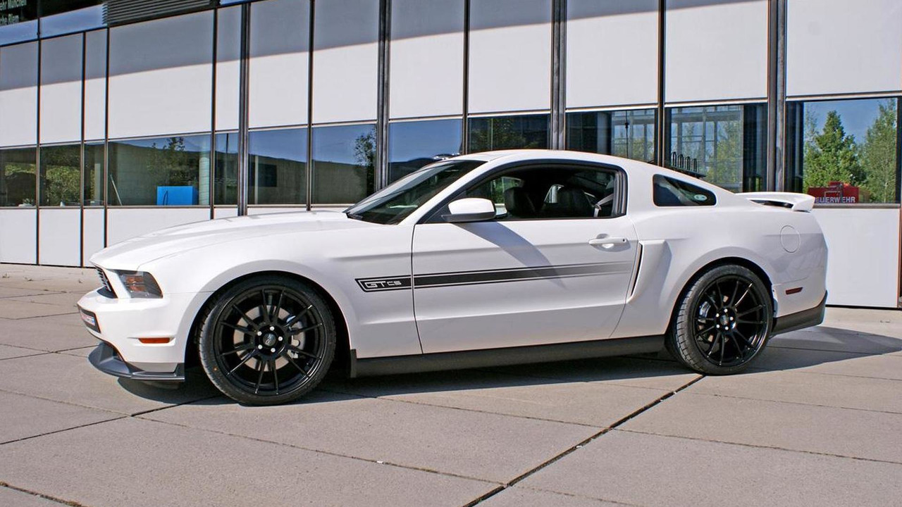 2011 Ford Mustang Kompressor by GeigerCars, 1280, 21.10.2010