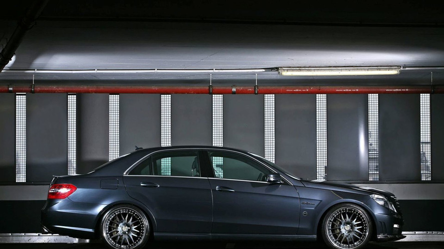 VÄTH Shows Mercedes E-Class E63 AMG Tuning Program