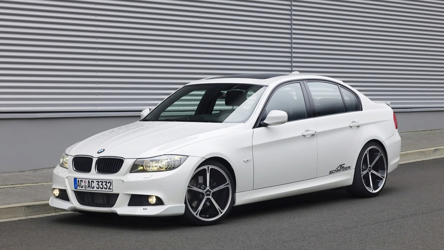 AC Schnitzer Release BMW 3-Series Facelift based ACS3 Touring & Sedan LCI