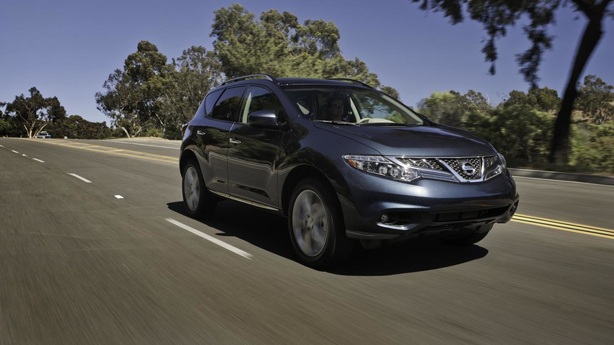 2011 Nissan Murano facelift revealed