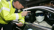 The Stig gets Arrested