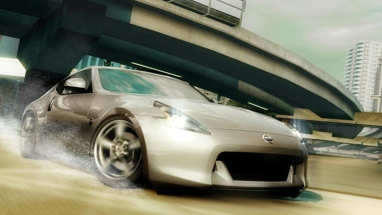 2009 Nissan 370Z in Need for Speed Undercover 2 of 5