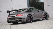 The TechArt GTstreet R based on the Porsche 911 Turbo