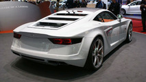 Supercar Hispano Suiza sur base d'Audi R8
