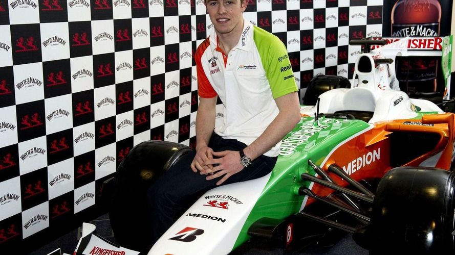 Di Resta's Force India deal confirmed