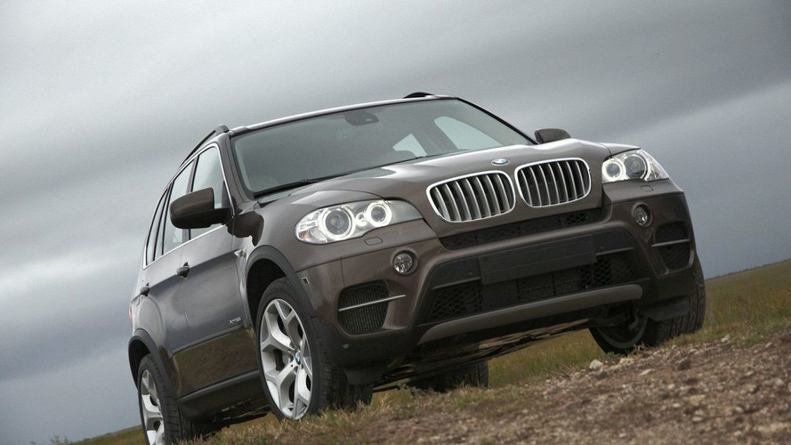 2014 BMW X5 & X6 come into focus