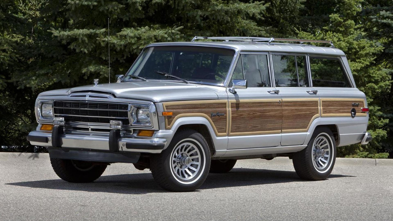Grand Wagoneer 2018 >> 2018 Jeep Grand Wagoneer To Target High End Suvs Possibly