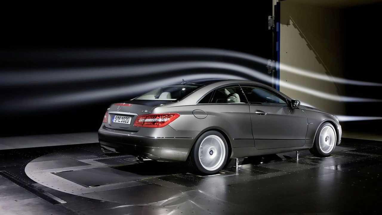 Mercedes-Benz E-Class Coupé BlueEFFICIENCY