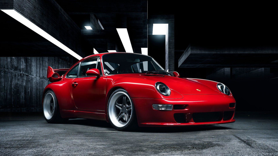 Guntherwerks 400R Porsche 911