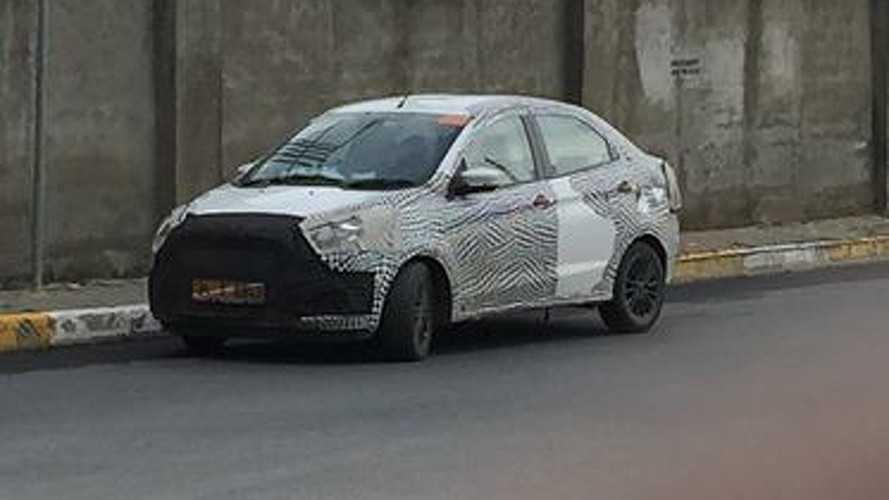 FLAGRA - Ford Ka reestilizado chega em 2018